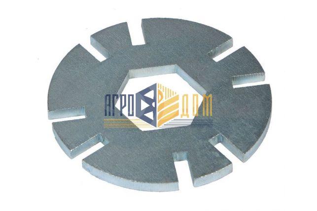 001492 Пластина захисна жатки Geringhoff PCA - АГРО-ДОМ Україна