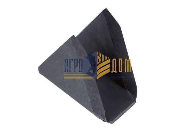 001901 Ніж подвійний жатки Geringhoff РСА (наплавка) - АГРО-ДОМ Україна