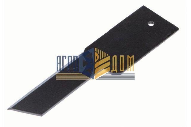 322291650 Нож противорежущий комбайна New Holland (закалка) - АГРО-ДОМ Украина