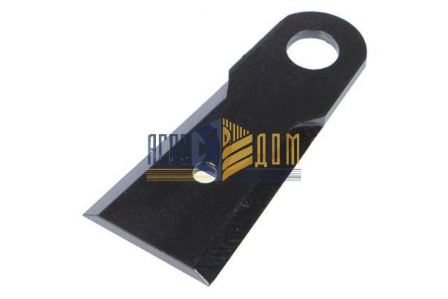 1322257C2 Nóż rozdrabniacza kombajnu Case (hartowanie) - AGRO-DOM Ukraina