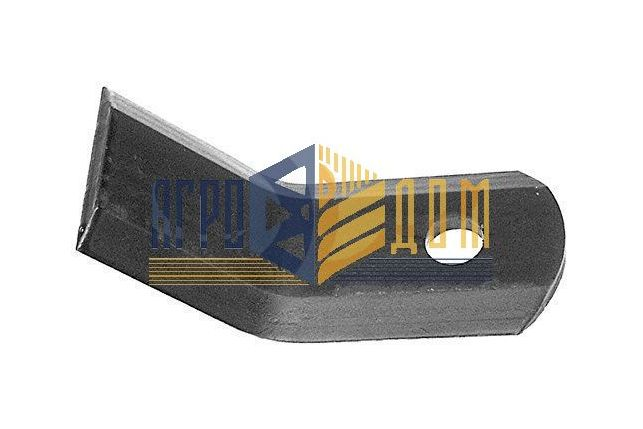 K70322 Нож мульчирователя John Deere (закалка) - АГРО-ДОМ Украина