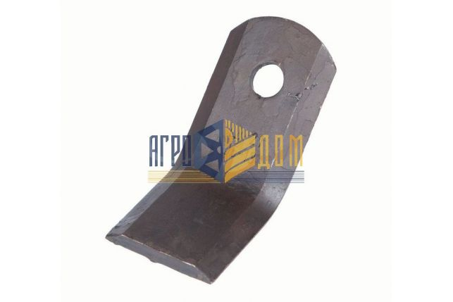 J2555004 Нож мульчирователя Kuhn серии RM (закалка) - АГРО-ДОМ Украина