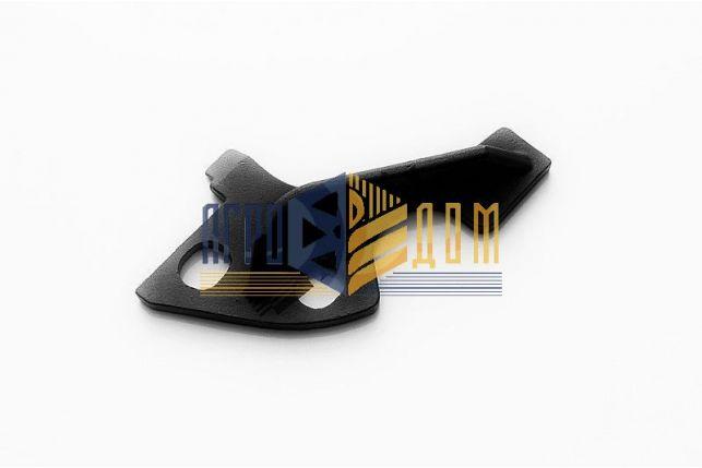 502857 Nóż-чистик os wirnika przystawki Geringhoff Rota Disk (napawanie) - AGRO-DOM Ukraina
