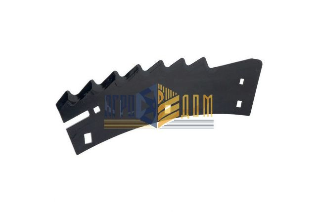 999554.0 Nóż lewy kombajn Claas PL (napawanie) - AGRO-DOM Ukraina
