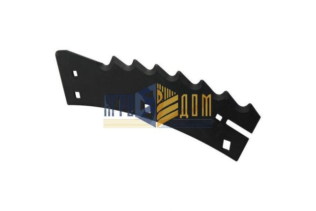 999549.0 Нож правый жатки Claas RU (закалка) - АГРО-ДОМ Украина