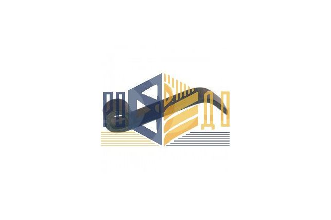 J1551147 Nóż мульчирователя Kuhn serii RM (hartowanie) - AGRO-DOM Ukraina