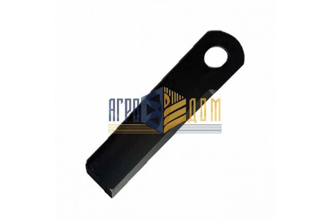 11263 Nóż przystawki Dominoni (napawanie) - AGRO-DOM Ukraina