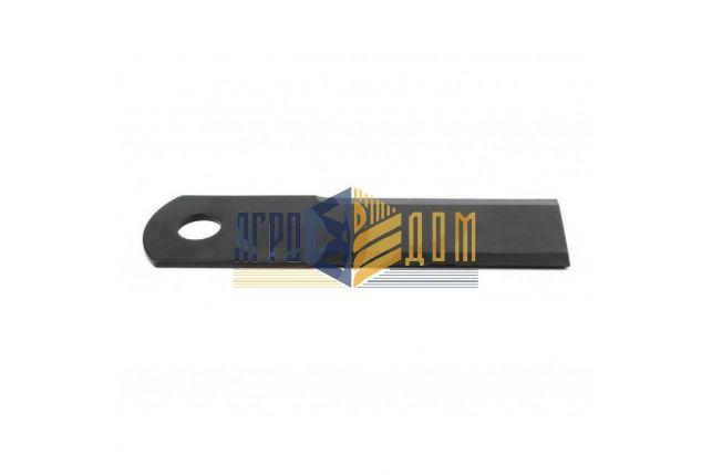 AH213459 Комплект ножів подрібнювача 4 правих та 4 лівих комбайна John Deere (закалка) - АГРО-ДОМ Україна