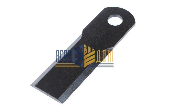 1730728M2 Нож измельчителя комбайна Massey Ferguson (закалка) - АГРО-ДОМ Украина