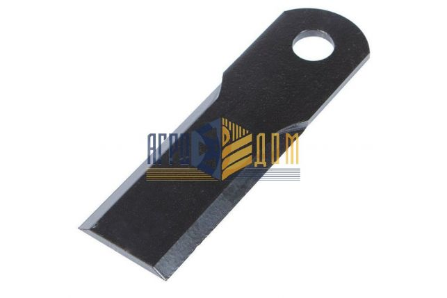 D49062900 Nóż rozdrabniacza kombajnu Massey Ferguson (hartowanie) - AGRO-DOM Ukraina