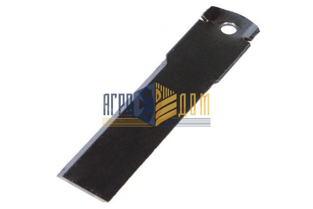 D49005700 Nóż sieczkarni stały kombajnu Massey Ferguson (hartowanie) - AGRO-DOM Ukraina