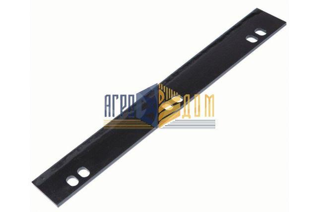 502350 Nóż obrotowy lewy przystawki Geringhoff Mais Star SC (MS SC) (napawanie) - AGRO-DOM Ukraina