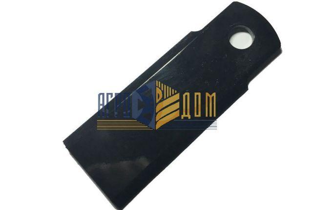 КЗК-12-0290416 Нож измельчителя подвижный комбайна ПАЛЕССЕ (закалка) с 2010г. - АГРО-ДОМ Украина