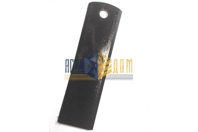 КЗК 0290417 Nóż противорежущий kombajnu ПАЛЕССЕ (hartowanie) z roku 2010 roku - AGRO-DOM Ukraina