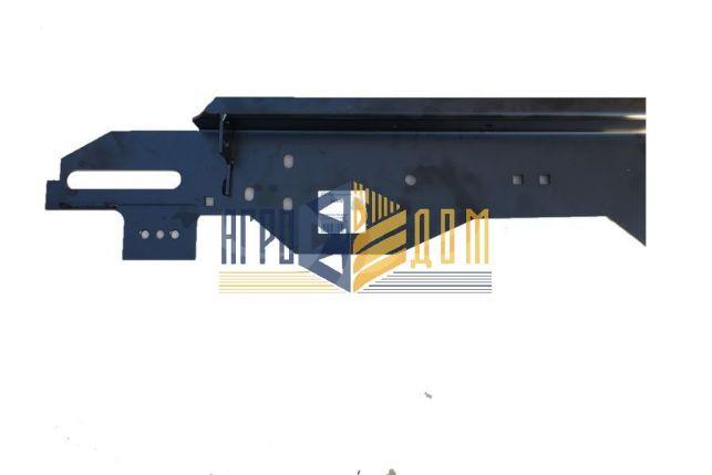 Защитная пластина левая Geringhoff РСА (наплавка)