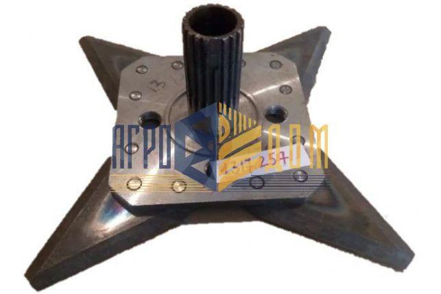 MZ1317071 Сегмент ножа жатки Massey Ferguson 38 (закалка) - АГРО-ДОМ Украина