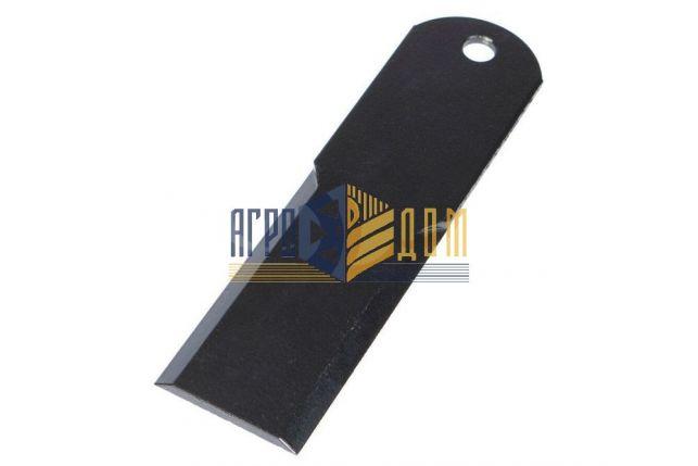 H142141 Нож противорежущий комбайна John Deere (закалка) - АГРО-ДОМ Украина