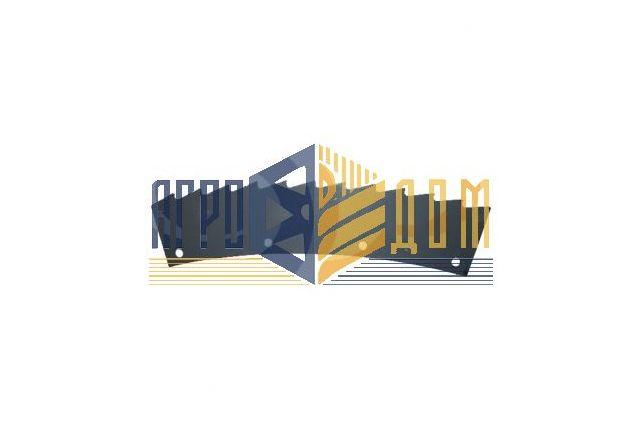 РСМ 100.33.02.423 Ніж ріжучого апарату комбайна ДОН-680 (закалка) - АГРО-ДОМ Україна