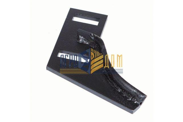 001471 Nóż tarcza robocza Geringhoff PCA (napawanie) - AGRO-DOM Ukraina