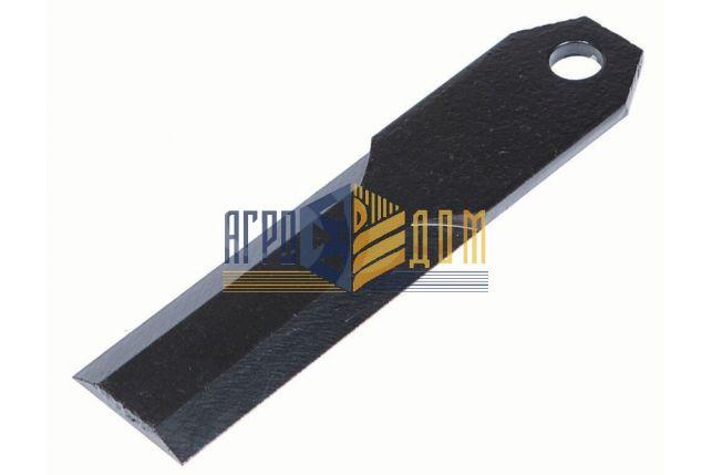 КМС 19010 Нож измельчителя жатки КМС (наплавка) - АГРО-ДОМ Украина