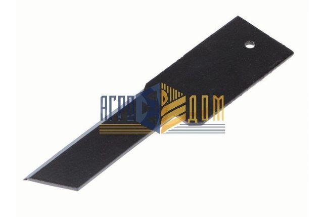 746805 Nóż противорежущий kombajnu New Holland (hartowanie) - AGRO-DOM Ukraina