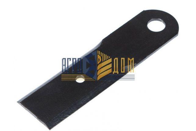 H156098 Нож измельчителя комбайна John Deere (закалка) - АГРО-ДОМ Украина