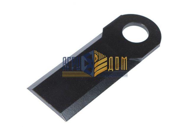 PCM 091.14.02.120 Nóż rozdrabniacza kombajnu Wektor (hartowanie) - AGRO-DOM Ukraina
