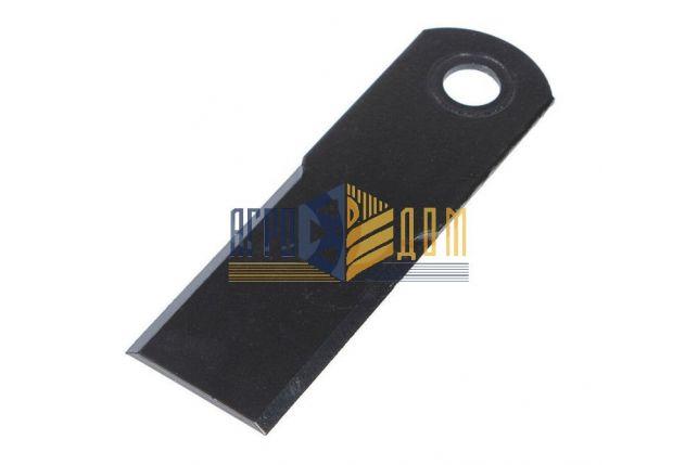 755 787.1 Nóż rozdrabniacza kombajnu Claas (hartowanie) - AGRO-DOM Ukraina