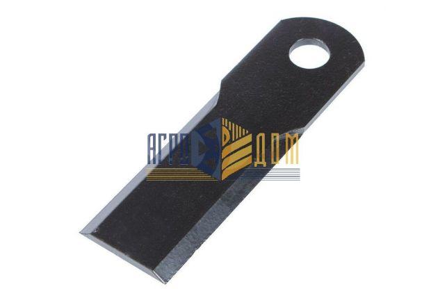 060017.2 Нож измельчителя комбайна Claas (закалка) - АГРО-ДОМ Украина