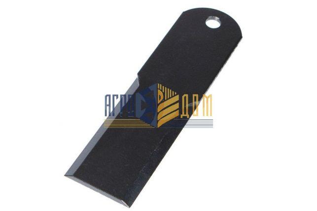 060 030.0 Nóż rozdrabniacza kombajnu Claas (hartowanie) - AGRO-DOM Ukraina