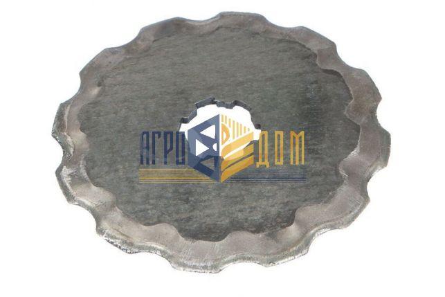 501060 Ніж ротора жатки Geringhoff Rota Disk (наплавка) - АГРО-ДОМ Україна