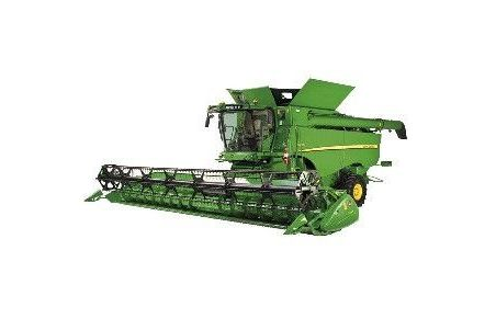 Spare parts for combine harvesters